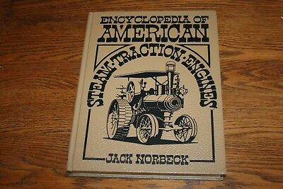 Encyclopedia of American Steam Traction Engines Crestline Jack  Norbeck