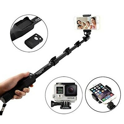 Yunteng ® YT-1288 - Selfie Stick with Bluetooth Remote Shutter For Smartphones