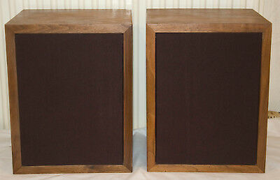A matched pair of Epicure M50 bookshelf speakers