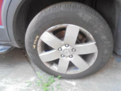 Holden Captiva Single Factory Wheel Mag W/tyre, 17X7In, 6 Spoke, 09/06- (444815)