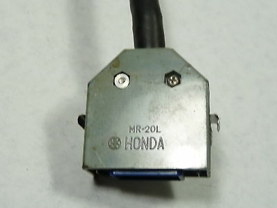Honda MR-20L Female Connector Hood 20-Pin  USED