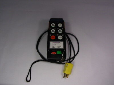 Commander S10-6N-IR Infrared Remote Control For Hoist With Charger  NOP