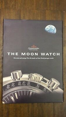 Buch Omega The Moon Watch 1994