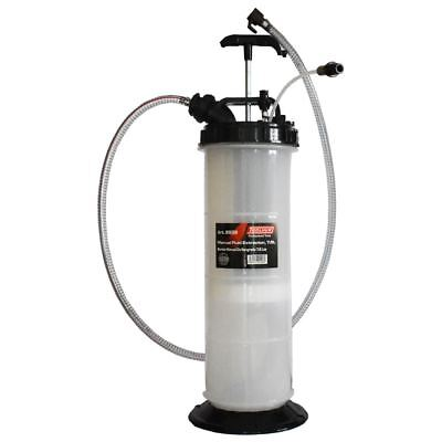 Tool Hub 9939 Manual Pump Extractor 7.5 L Fluid Water Oil Vacuum Transfer Tank