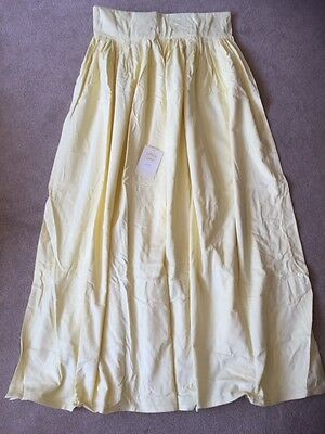 Canopy Drape - Lollipop Lane (Lemon Yellow) - New