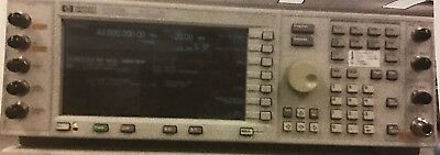 Agilent / HP E4433B US38080113 Generator - 3GHz Options 1E5 8ZE H97 UN5