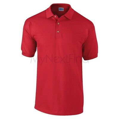 Gildan Ultra Cotton Ringspun Adult Pique Polo
