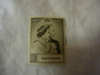 Basutoland Stamps George Vi Silver Wedding Sg 37 Lmm Fine Mint
