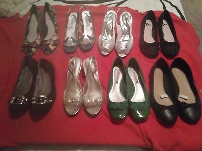 Lot Of. '' Ladies Shoes' / size 8