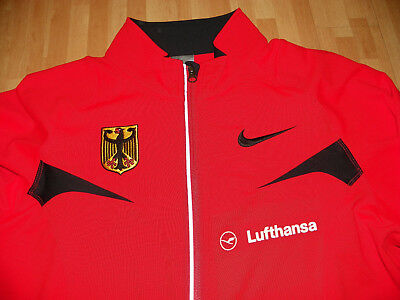 Nike DLV Germany WM/EM Team-Trainingsjacke , L/XL , neuw.
