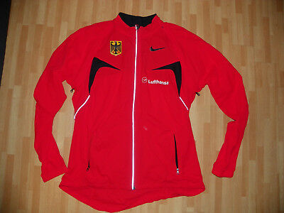 Nike DLV Germany WM/EM Team-Laufjacke , L/XL , neuw.