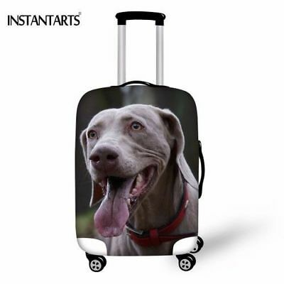 Elastic Luggage Protective Covers Suitcase Travel Printed Animal Dust Rain Cover