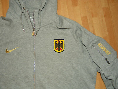 Nike DLV Germany WM/EM Team-Hoody,Hoodie , L ,