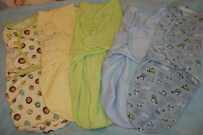 Swaddle Me Small/Med.  Lot of 5