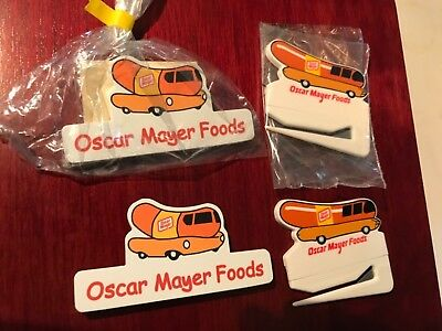 TWO  OSCAR MAYER WIENERMOBILE ITEMS  Screen duster and letter opener!
