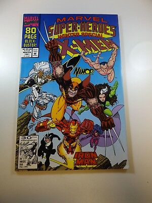 Marvel Super-Heroes Winter Special 1st App Squirrel Girl VF- condition