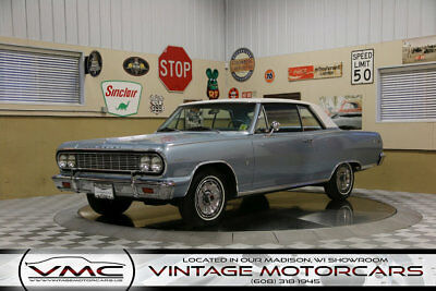 1964 Chevrolet Chevelle Malibu SS 283 V8- Automatic - PS/PB - A/C - Tilt Steering - Highly Optioned
