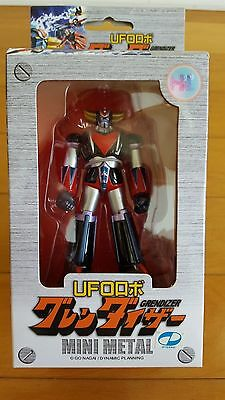High Dream HL Pro Grendizer Mini Metal diecast figure