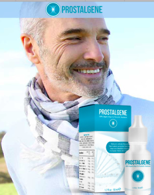 Prostalgene 100% Organic Drops For Prostatitis Treatment