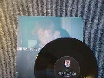 Arab Strap Here We Go/Trippy 10'' Single CHEM 20 Exc/Exc condition