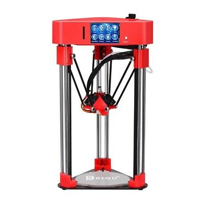 BIQU Magician Lipstick-Sized Delta Rostock 3D Printer(No Need to Assembly Kossel