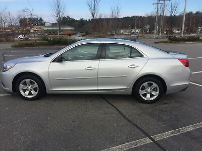 2013 Chevrolet Malibu LS Clean, low miles,  dealer maintained, needs nothing!