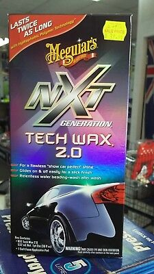 MEGUIARS -  NXT Generation Tech Wax 2.0 *Liquid* #G30118