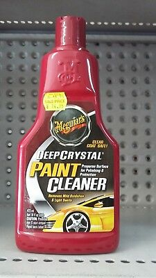 MEGUIARS - Deep Crystal Paint Cleaner #A3016A
