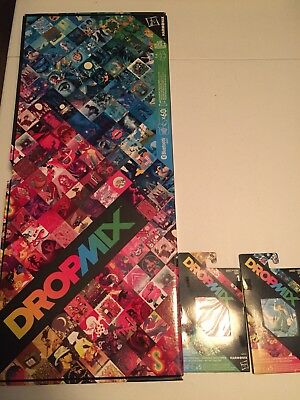 Never been open Dropmix music gaming system plus two more discover packs