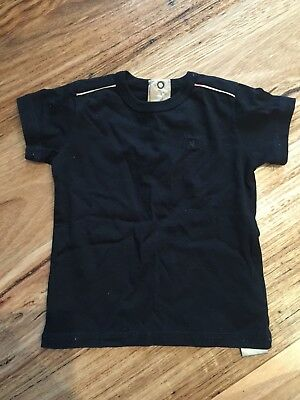 Auth Burberry Baby Boys Tshirt 12m Worn Once Only