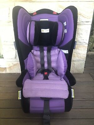 Infa Secure Convertible Booster Seat
