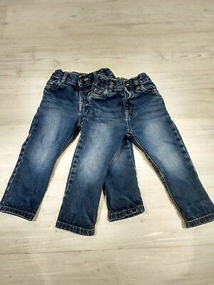 Twin boys 18-24months Jeans F&F
