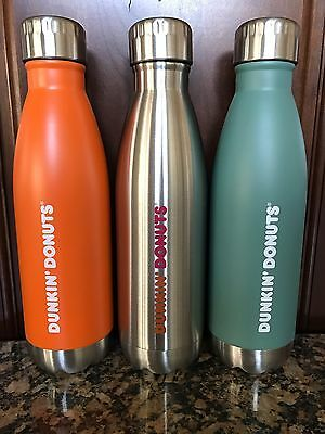 "DUNKIN DONUTS-17fl ozs ""hydration bottle"" $29 each"