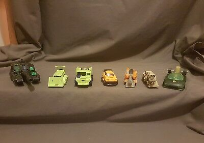 Transformers constructicons & Others Bundle Hasbro/Tomy Aus Seller