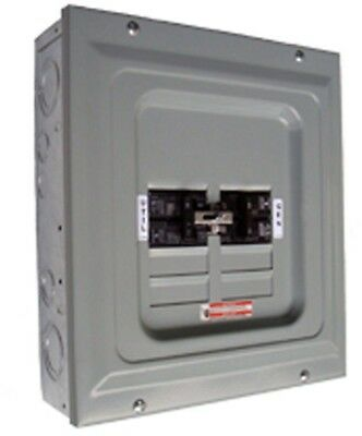 Manual Transfer Switch 60 Amp 2,500-Watt Single Load Fast Power Outage