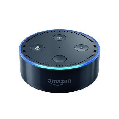 (AU) 2017 Amazon Echo Dot (Gen 2) Audio Steamer Alexa Voice Assistant