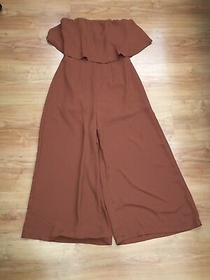 Here Comes The Sun Jumpsuit Size 6