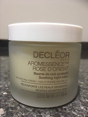 Decleor Aromessence Rose D'Orient Soothing night balm 100ml