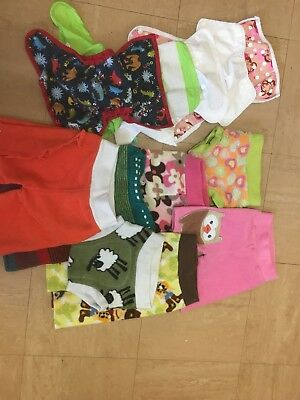 Assorted Nappy Wraps And Covers