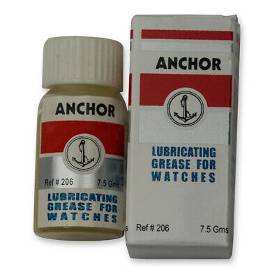 Lubricating Grease Watch & Pocketwatch Mainspring Lubricate Repair service
