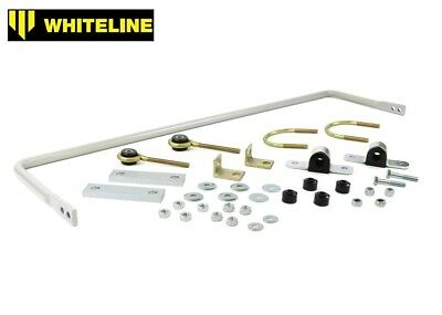renault clio ii x65 (1998-2012) whiteline rear sway roll bar kit