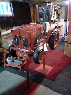 Wine tractor display Tom Gore Vineyard Rare find!!!!!!!