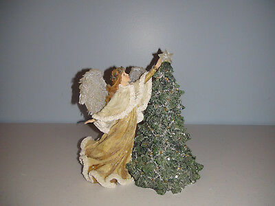 """Charming Angels - Boyds - """"Noella Spirt of the Holidays"""" - Limited Edition 2005"""