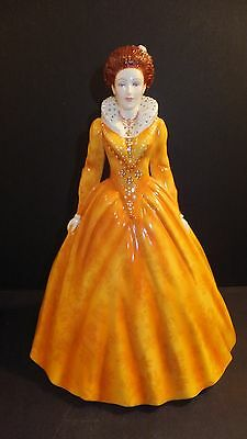 Royal Doulton Young Queens Queen Elizabeth I HN 5704 Brand New In Box