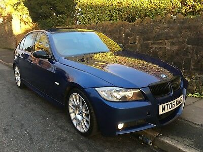2006 Bmw 320Si 2.0 Petrol Le Mans Blue 170 Bhp *** Only 500 Ever Made ***