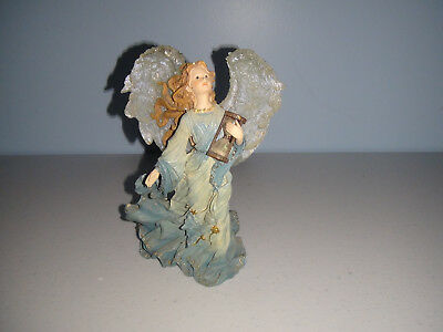 """Charming Angels - Boyds - """"Tessa Guardian of Time"""" 2002"""