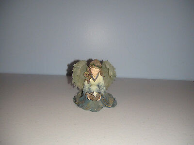 """Charming Angels - Boyds - """"Carinna Guardian of Kindness"""" 2003"""