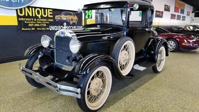 1929 Ford Model A Coupe w/Rumbleseat 1929 Ford Model A Coupe with Rumble Seat! TRADES/OFFERS?