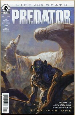 Predator: Life And Death #1 - VF/NM