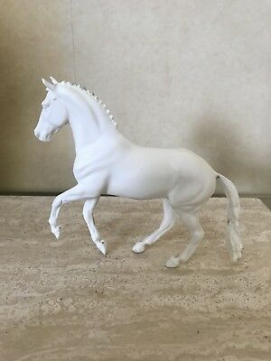 Brigette Eberl Resin Sculpture El Santo Dressage Horse Only 30 Made FREE SHIP